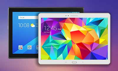 Android Tablet Rentals